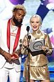 dove cameron glitters in gold to present at espys 2017 01
