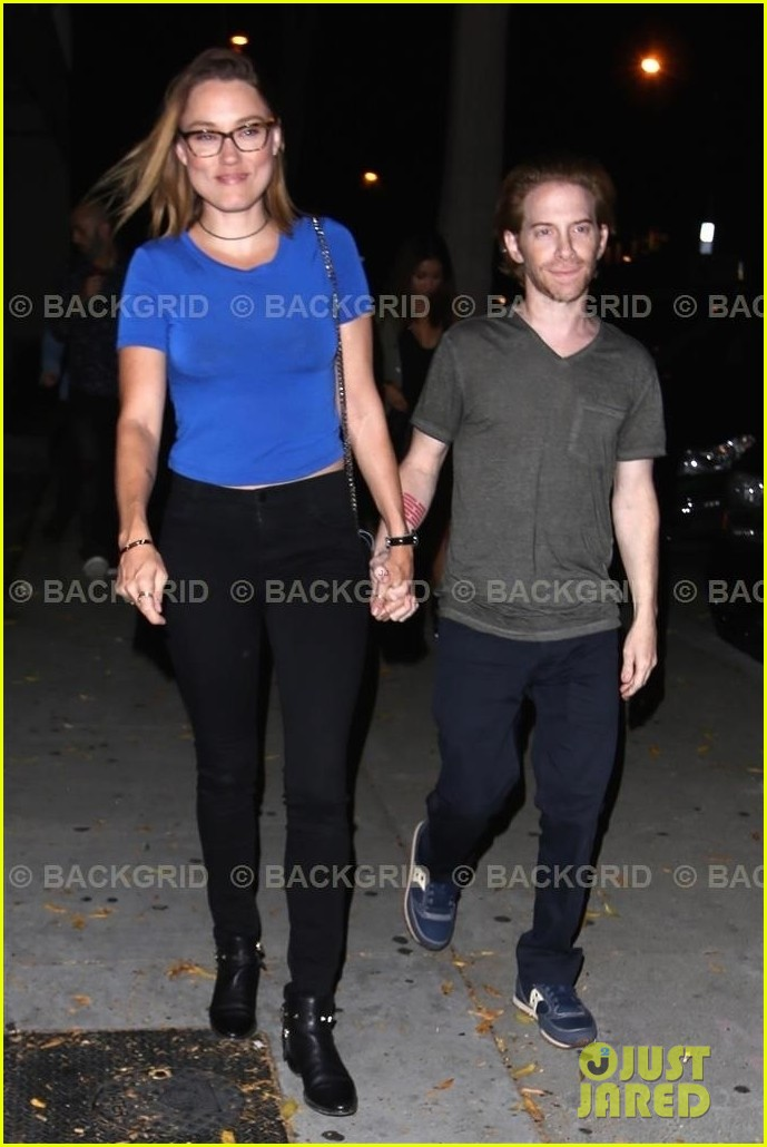 macaulay culkin brenda song dinner with their director 043933458