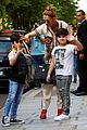 celine dion her twin boys pose for cute photos in paris 01