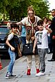 Photo 36 of Celine Dion & Her Twin Boys Pose for Cute Photos in Paris!