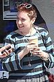 lena dunham grabs breakfast with jack antonoff 03