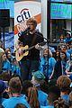 ed sheeran today show performances watch 23