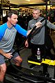 scott foley takes us into his workout with gunnar peterson 10