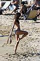 izabel goulart boyfriend kevin trapp flaunt pda at the beach 12