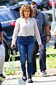 jlo ray liotta get serious filming shades of blue 01