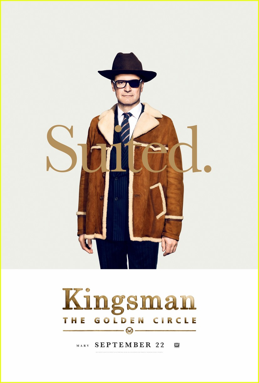 kingsman 2 character posters 043929341