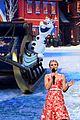 kristen bell josh gad d23 expo frozen 04