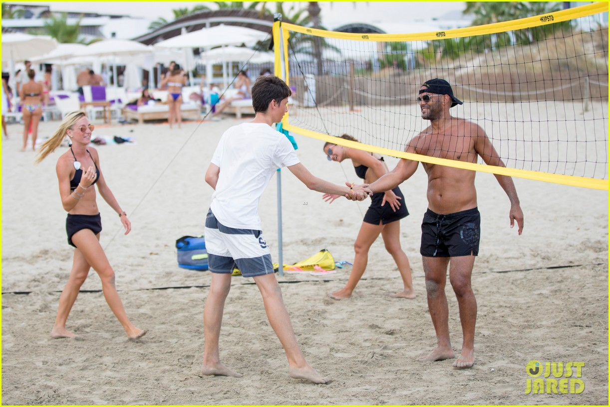 Beach Volleyball Team In Ibiza Complete Movie