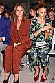 stella mccartney buddies up with kenya kinski jones at designer for tomorrow fashion 03