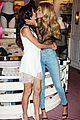 sara sampaio elsa hosk promote vs new bra collection 13