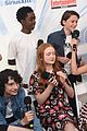 stranger things cast at comic con 2017 16