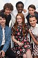stranger things cast at comic con 2017 24