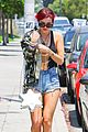 bella thorne leaves little to the imagination in plunging 38