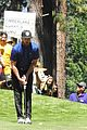 justin timberlake stephen curry and tony romo snap a selfie at golf tournament 04