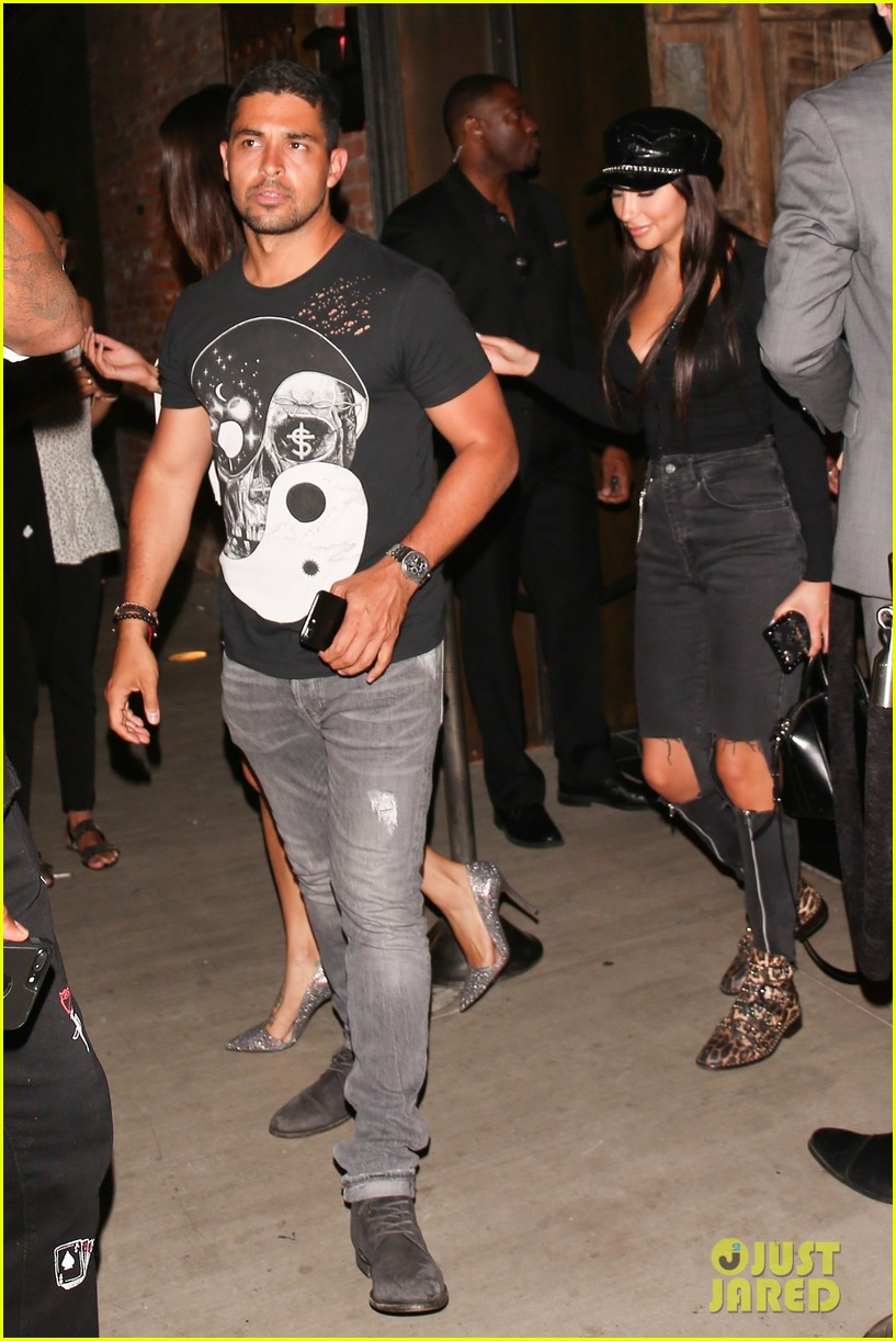 wilmer valderrama and chantel jeffries have night out at tao 053929685