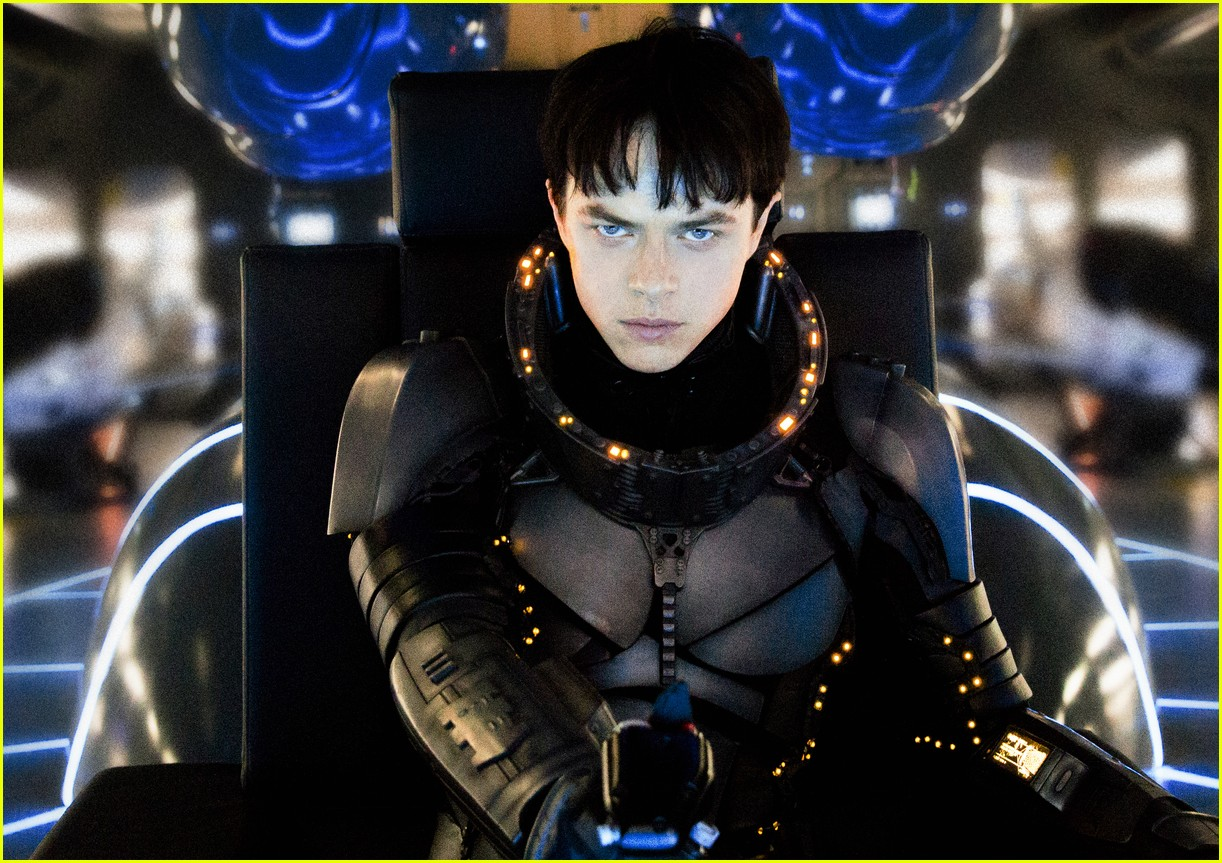 is there a valerian end credits scene 023930525