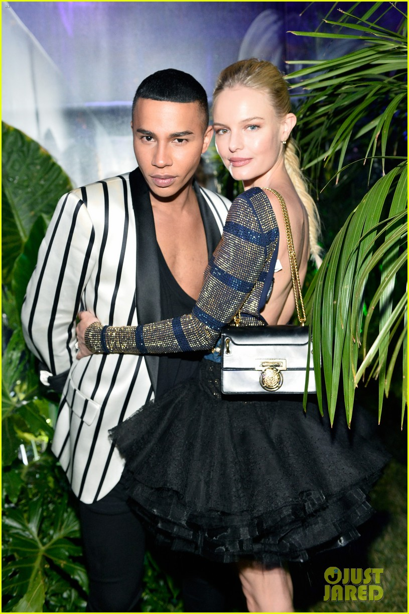 kerry washington kate bosworth more celebrate balmain l a boutique opening 283931221