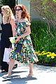 debra messing amy adams jennifer klein day of indulgence 01