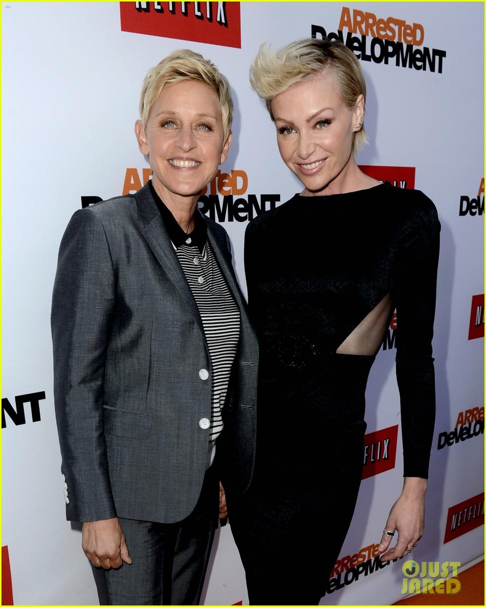Portia De Rossi Pregnancy: Ellen DeGeneres Shares Sweet Anniversary Post To Wife