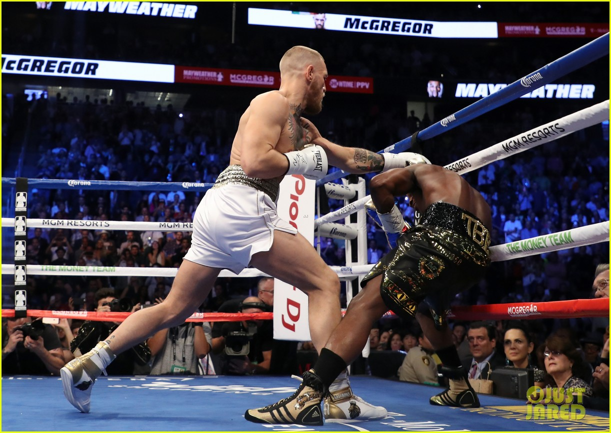 who won the mayweather vs mcgregor fight 073945973