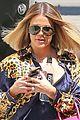 khloe kourtney kardashian hit the studio 09