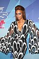 heidi klum mel b tyra banks bring the fashion to americas got talent live shows 21