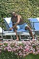 kobe bryant shirtless portofino 21