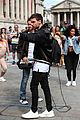 liam payne surprises fans london 22