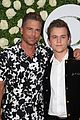 rob lowe son matthew join young sheldon cast at cbs summer tca soiree 02