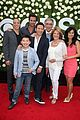 rob lowe son matthew join young sheldon cast at cbs summer tca soiree 92