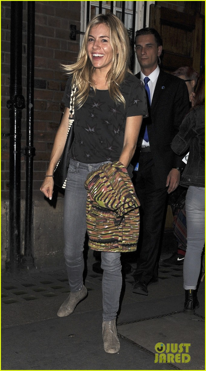 sienna miller is all smiles arriving at dinner in london 033940616