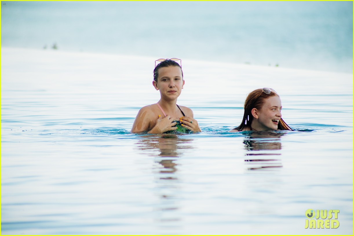Johnson Family Vacation Full Movie >> Millie Bobby Brown Heads to Cabo For Some Vacation Time ...