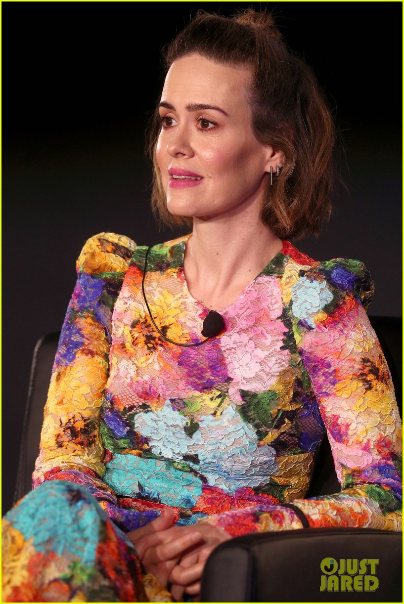 sarah paulson reveals new details from ahs cult 073940375