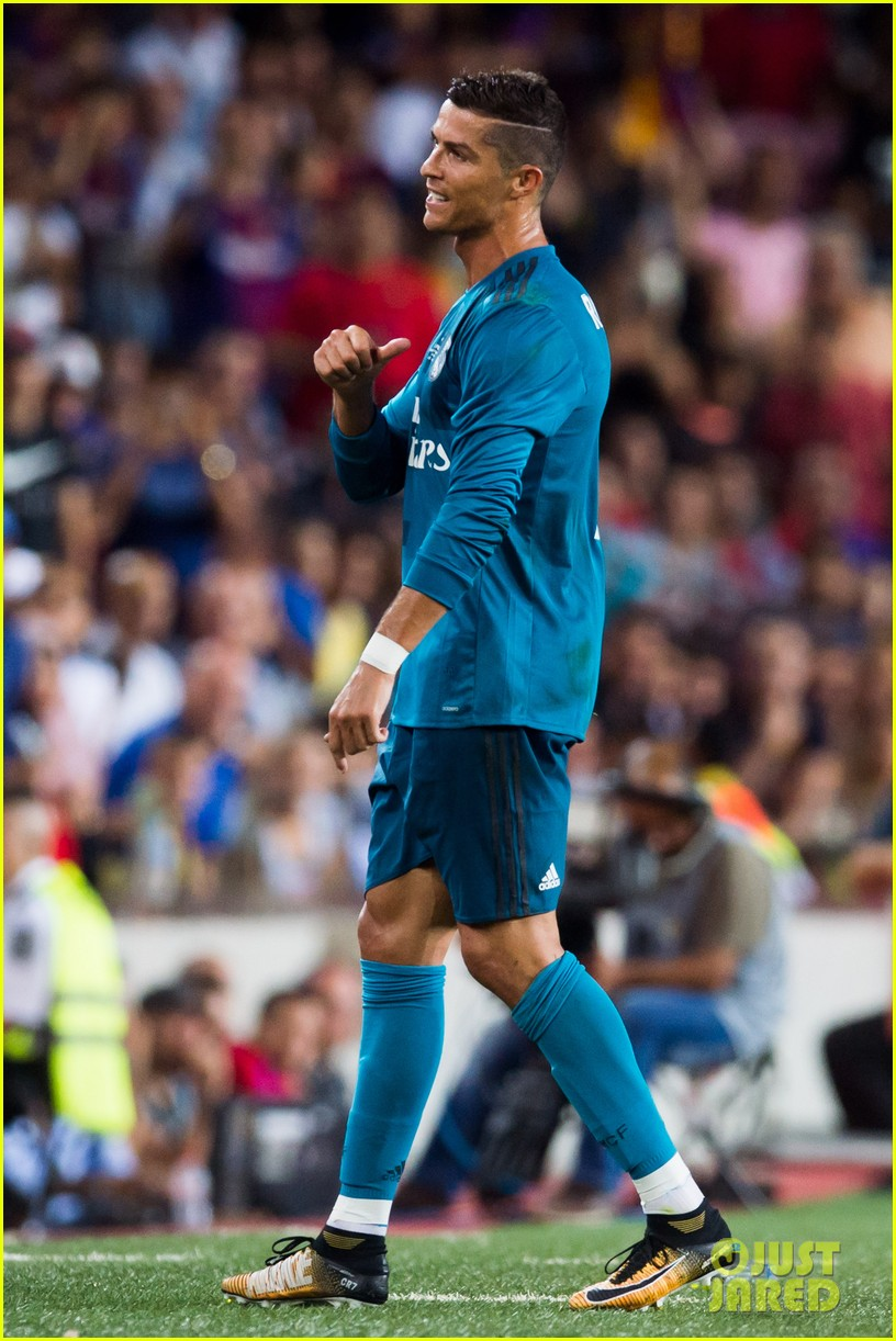 cristiano ronaldo suspended for five games after pushing ref 033941696