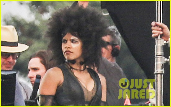zazie beetz ryan reynolds film deadpool 2 013937359