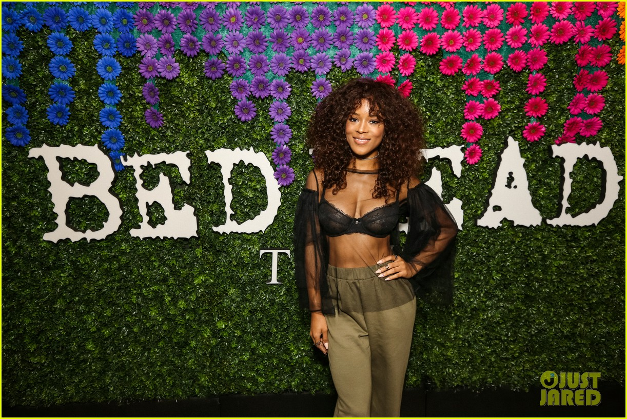 serayah parties during lolla weekend 083938066