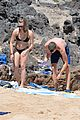 tinder couple josh michelle hit the beach in hawaii 28
