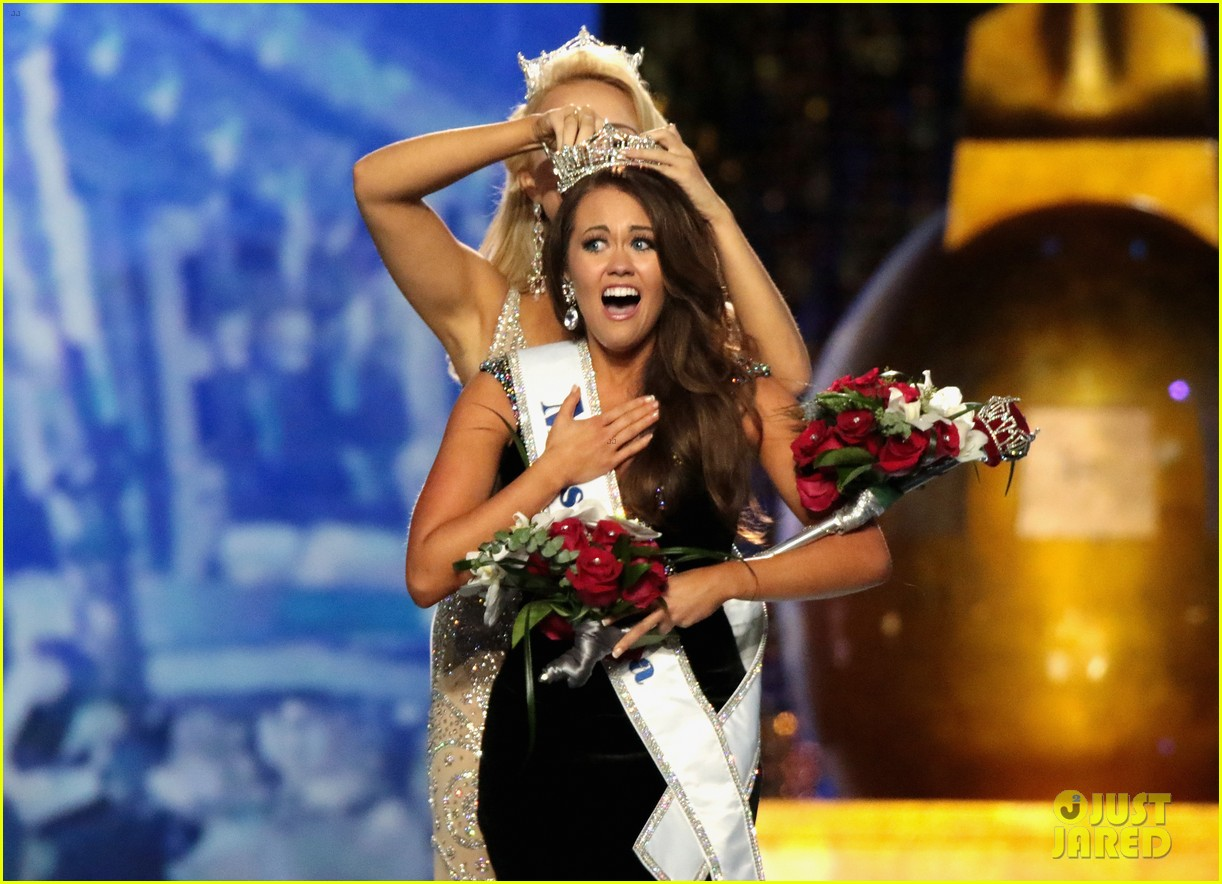 who was crowned miss america 2018 033954481