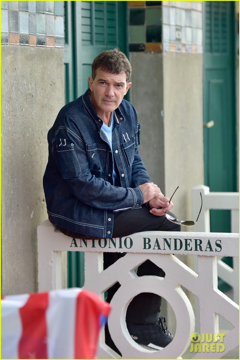 antonio banderas music of silence photo call 053951141