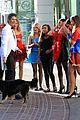 arie luyendyk jr takes his bachelor girls on a dog walk date 02