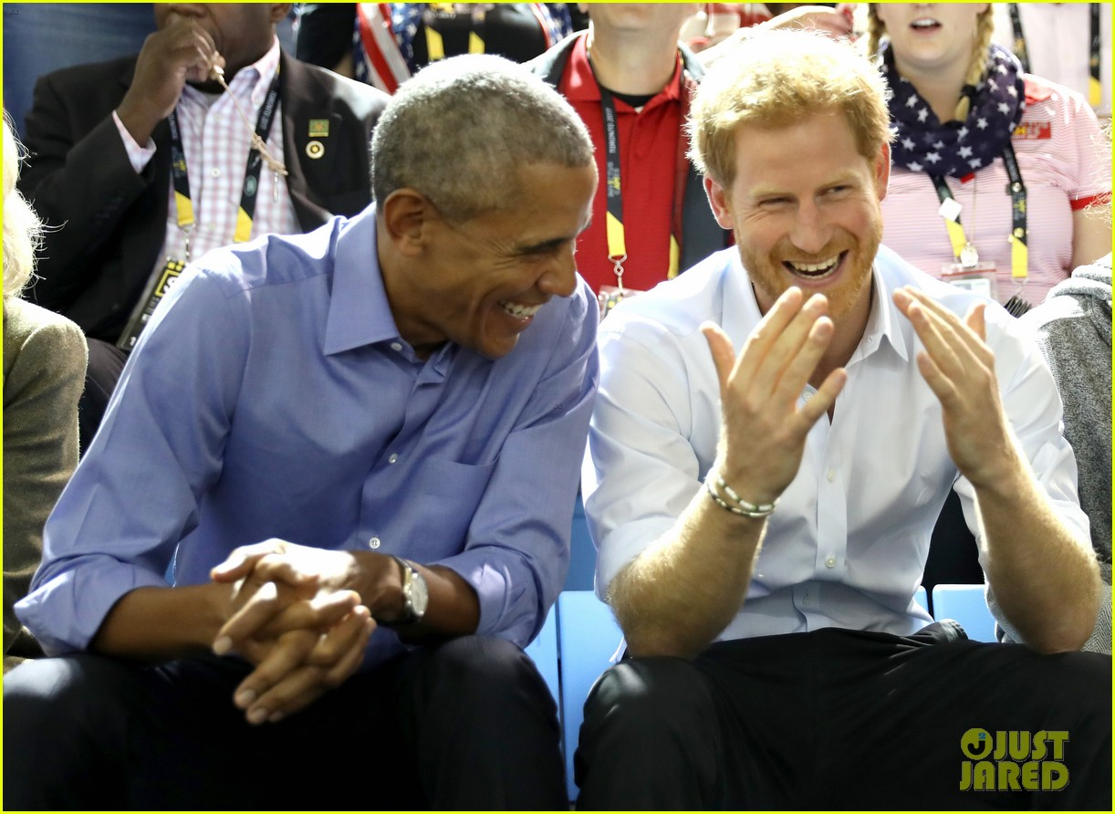 barack obama prince harry invictus games 013966299