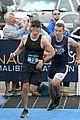 zac efron races his heart out in malibu triathlon for childrens hospital la2 11