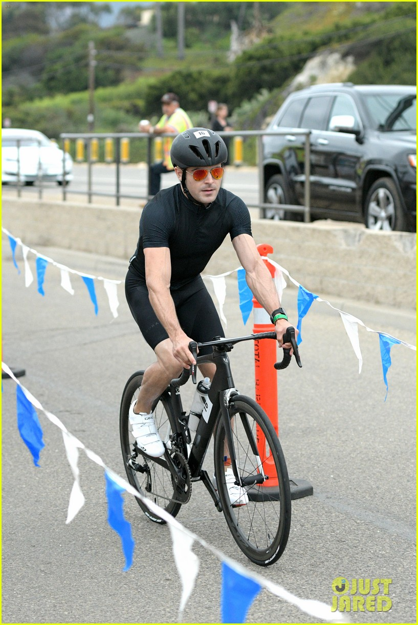 zac efron races his heart out in malibu triathlon for childrens hospital la2 173958932