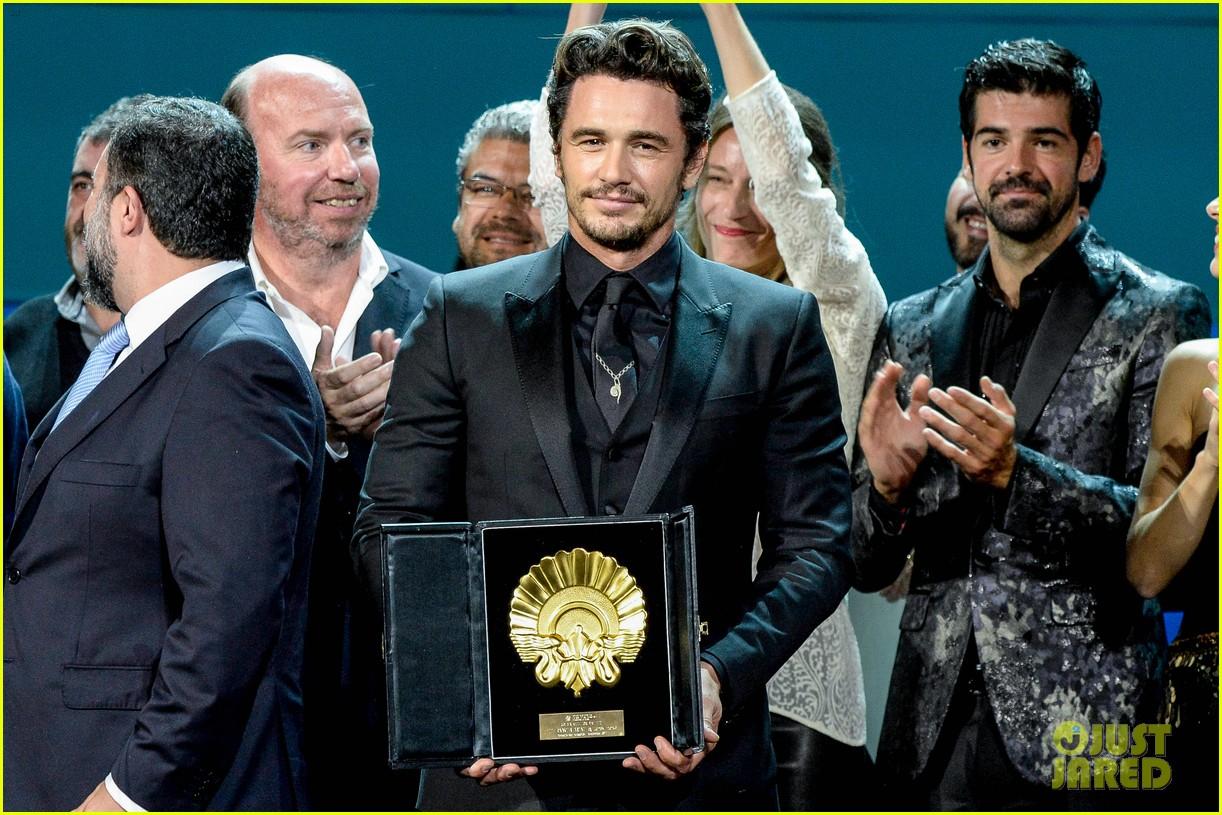 james franco wins best film award at san sebastian film fest 033966549