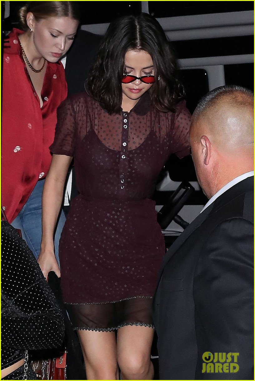 selena gomez stuns in sheer for dinner in nyc 033956061
