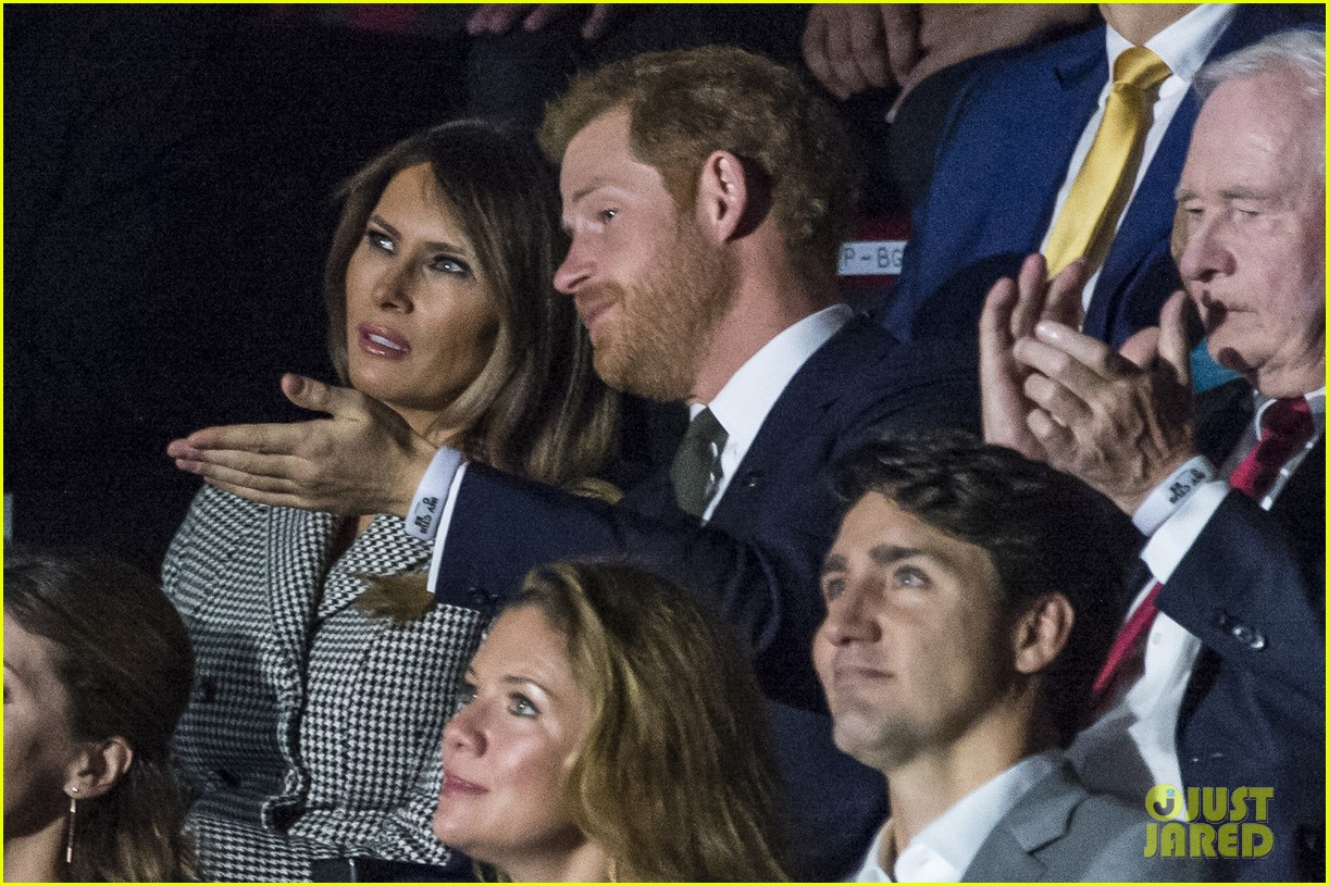 prince harry meghan markle attend first public event together 313962959
