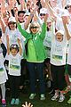 olivia newton john is glowing at onj wellness walk and research run 05