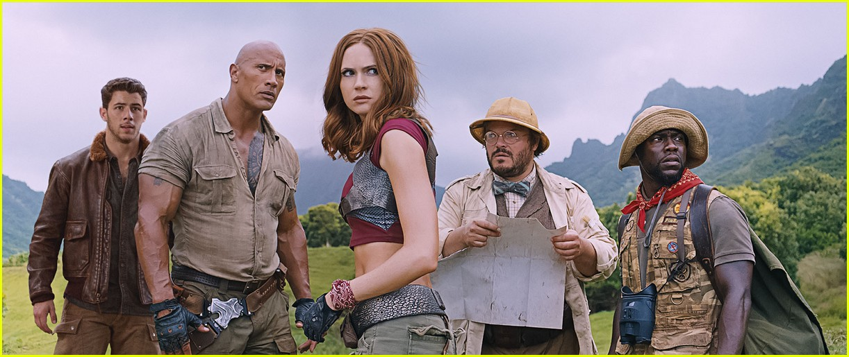 jumanji trailer movie 013961271