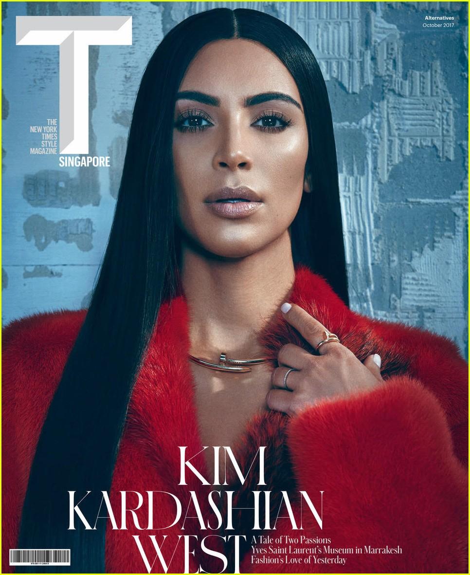 kim kardashian t magazine singapore 023964241