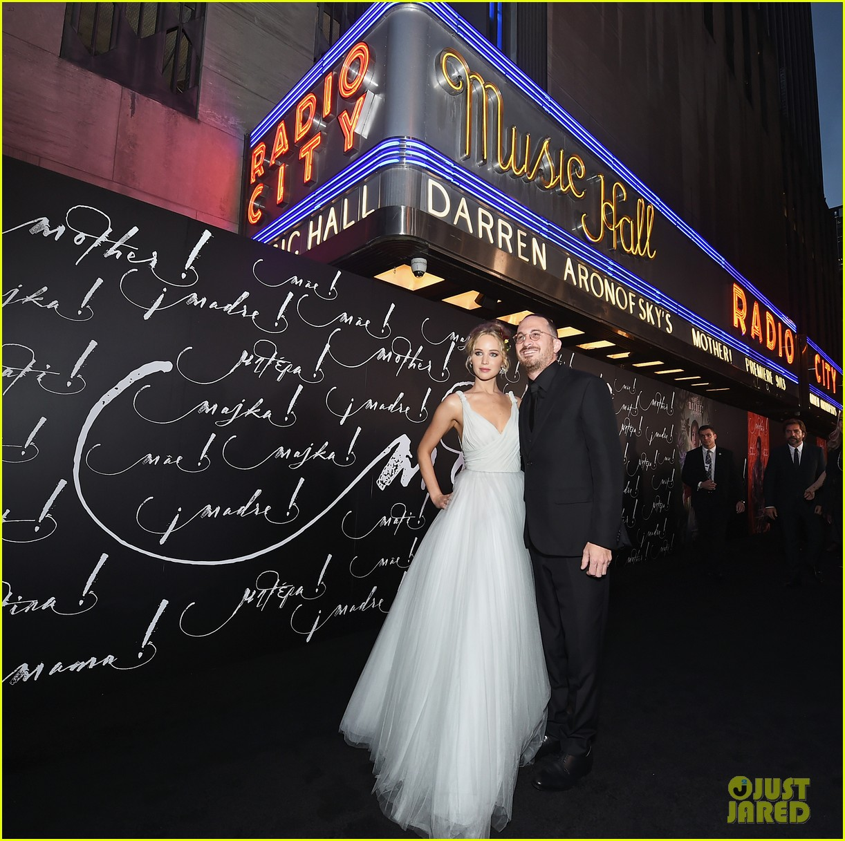 jennifer lawrence darren aronofsky mother nyc premiere 083956790